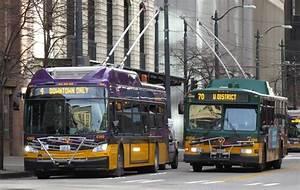 King County Metro 2001 Gillig Phantom Trolley 4186
