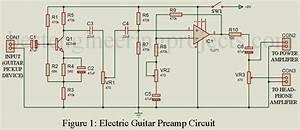 Diy Guitar Preamp Schematic