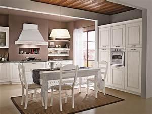 La cucina di oggi: bella e pratica Shabby Chic Interiors