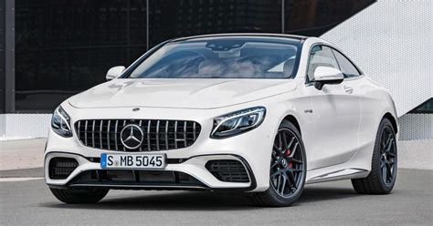 2018 Mercedes-benz S-class Coupe Adds More Tech, Sharper