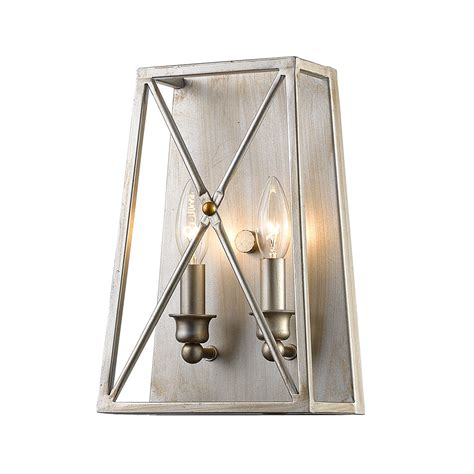 silver candle wall sconces tressle antique silver two light wall sconce z lite 2