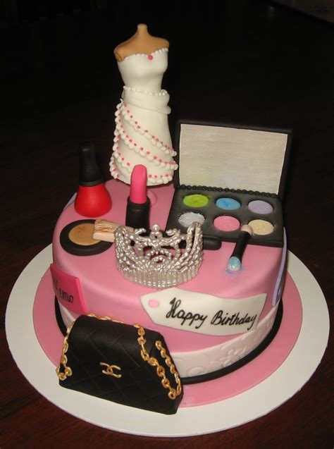 Fashion Cakes Anyone???  A Woman With A Pen