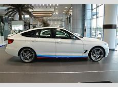 M Performance Decked BMW 3 Series GT Shows Up in Abu Dhabi