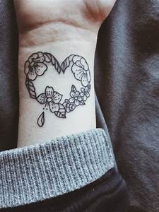 wrist tattoo on Tumblr