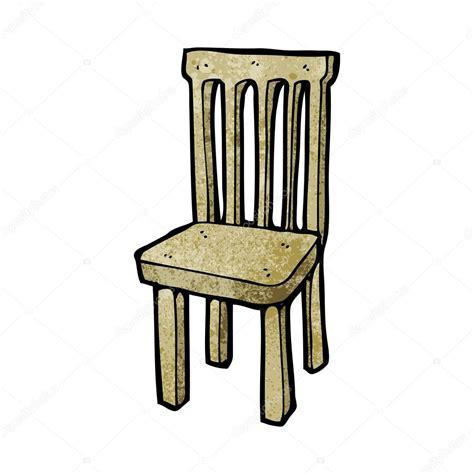 dessin chaise chaise en bois dessin animé image vectorielle 39449703