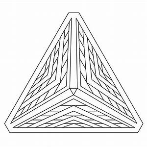 Optical Illusion Coloring Pages Printable - Coloring Home