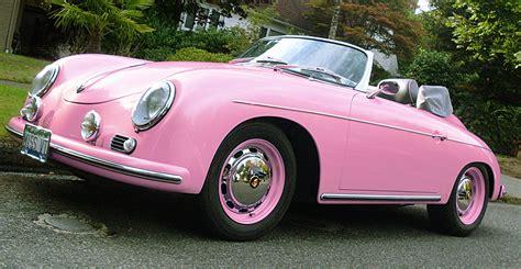 porsche 356 cabriolet pink porsche 356 speedster sqwabb