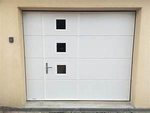 menuiserie presquile decor fenetres volets portes With porte de garage enroulable avec porte de garage pvc 4 vantaux