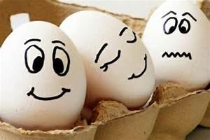 Gekochte Eier Dekorieren : ostereier mit gesicht bemalen 20 witzige malideen f r ihre osterdeko ~ Markanthonyermac.com Haus und Dekorationen