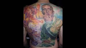 Eminem Fans' Tattos - YouTube