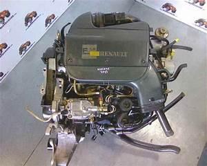 Motor Renault Megane I Classic  La0  1   1 9 Dti  La08