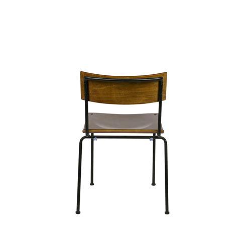 chaise écolier chaise design écolier x2 bois teach by drawer