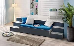 Bett Unter Podest : image result for bett unter podest couch selber bauen sofa selber bauen inneneinrichtungsstile ~ Watch28wear.com Haus und Dekorationen