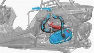 Alba Complete Belt Saving Kit Rzr 1000