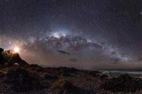 Night Sky Galaxy Milky Way Space Wallpapers
