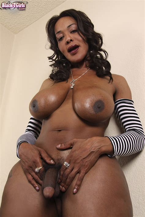 Black Big Booty Tgirl Bonita Debuts On Black Tgirls