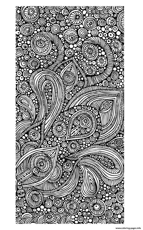 adult zen anti stress  print  coloring pages printable
