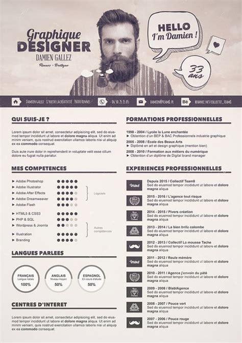 Vintage Resume Template by 50 Simple Creative Resume Cv Design Ideas Exles For 2017 Beyond