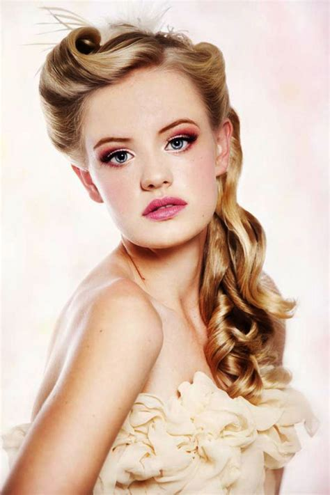 1940s Wedding Hairstyles by 1940s Wedding Hairstyles Hair Search My