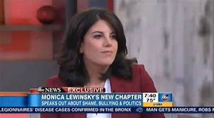 Lewinsky moving forward with anti-cyberbullying campaign ...