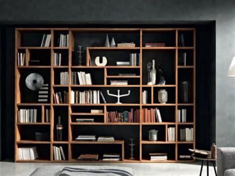 offerta libreria offerta parete libreria fgf in legno massello 303xh227cm