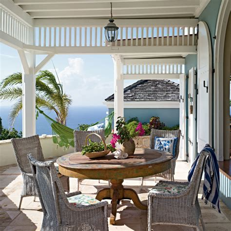 tropical decorating ideas  porch   prettiest
