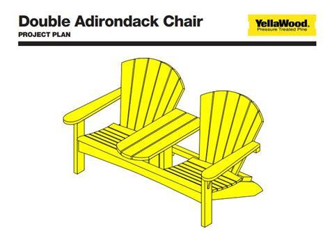 adirondack chair plans   diy today