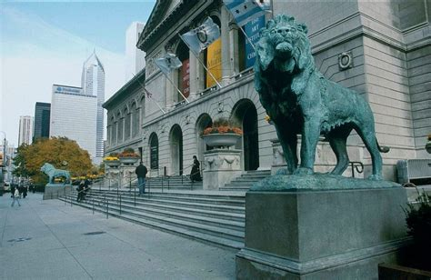 Best Museums In The Us Art Institute Of Chicago Takes