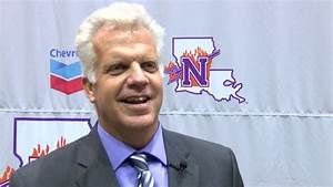 NSU soccer coach George Van Linder discusses 7-member ...