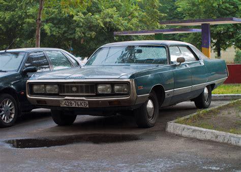 1971 Chrysler New Yorker by 1971 Chrysler New Yorker 4 Door Sedan Cars