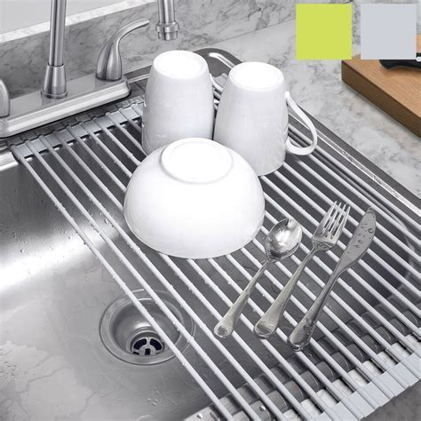 HOME&CO Kitchen Rollup Multipurpose Over Sink Drying