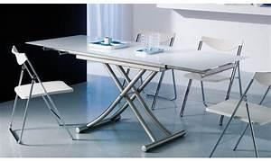 Table Basse Up And Down : table basse relevable depliante ~ Teatrodelosmanantiales.com Idées de Décoration