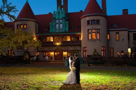 Coindre Hall - Long Island Luxury Weddings