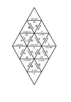 order  operations tarsia puzzle  laura fraserjones tpt