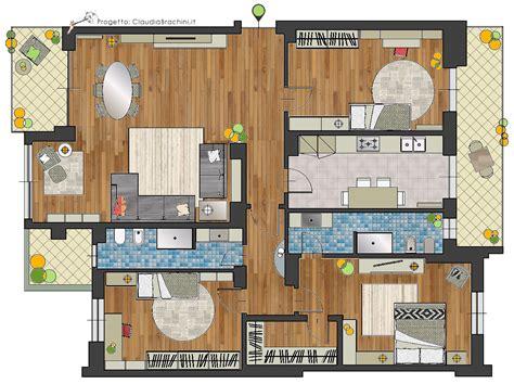home staging appartamento vuoto corso orbassano claudia