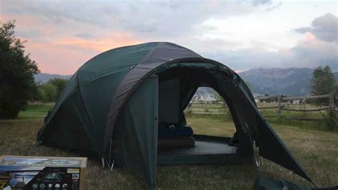Cabelas Alaskan Guide Tent - YouTube