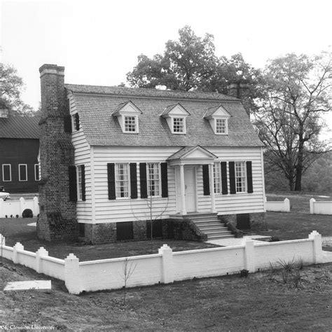 plantation style home hanover house history clemson south carolina