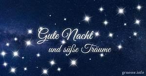 Süße Gute Nacht Sprüche : gute nacht spr che bilder spr che gr e gr ~ Frokenaadalensverden.com Haus und Dekorationen