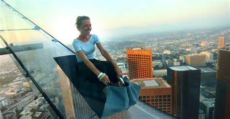 Us Bank Tower Observation Deck Hours by Skyspace Los Angeles Things To Do In Downtown La
