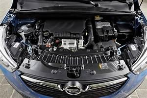 Opel Crossland X Fiche Technique : essai opel crossland x 1 2 turbo notre avis sur le nouveau crossland photo 36 l 39 argus ~ Medecine-chirurgie-esthetiques.com Avis de Voitures