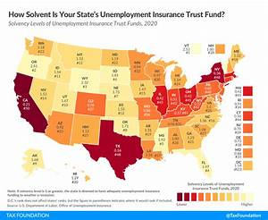 A Visual Guide To Unemployment Benefit Claims