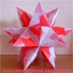 Papiersterne Falten Anleitung Kostenlos : weihnachten basteln rund ums jahr ~ Buech-reservation.com Haus und Dekorationen