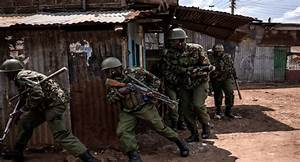 Kenyan Police Accused Of Rape In Election Violence – HRW ...