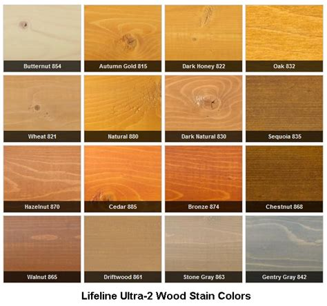 color wood stain wood stain colors