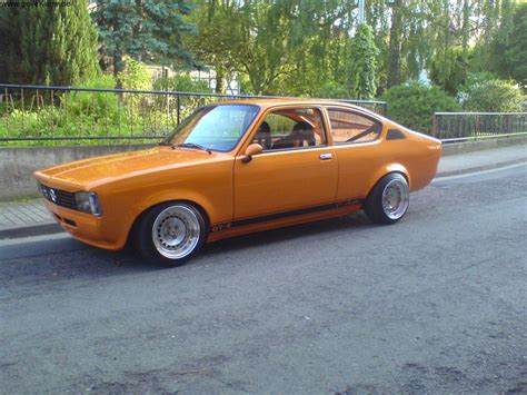 Opel Coupe by Opel Kadett C Coupe Couperenndriver Tuning Community