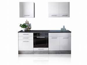 Mini Durchlauferhitzer Küche Test : salito mini k che dekor beton wei ~ Orissabook.com Haus und Dekorationen