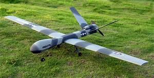 UAV 63'' Drone Electric RC R/C Airplane Plane Biplane ...