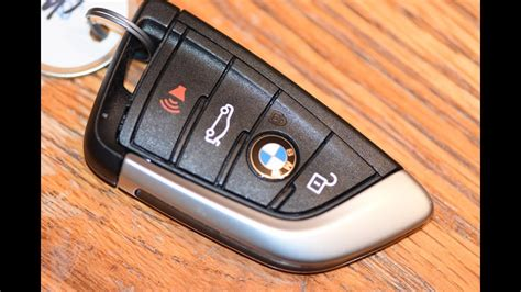 replace battery  bmw key fob edition photo specs