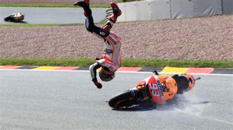 Vinales exit starts chain reaction. MotoGP 2017 All Crashes Compilation - SportVideos.TV
