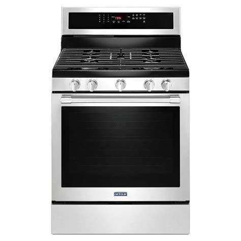 gas stove maytag  sale   left